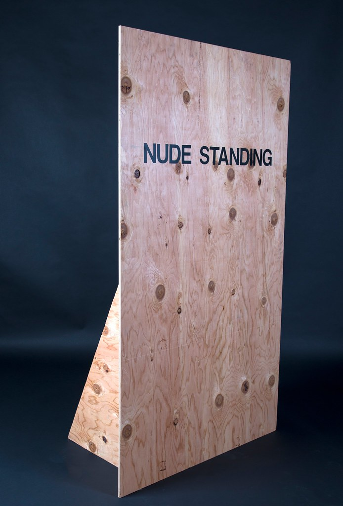 """Nude Standing"""