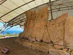 Maltské střípky, 2. díl: megalitické chrámy Hagar Qim a Mnajdra