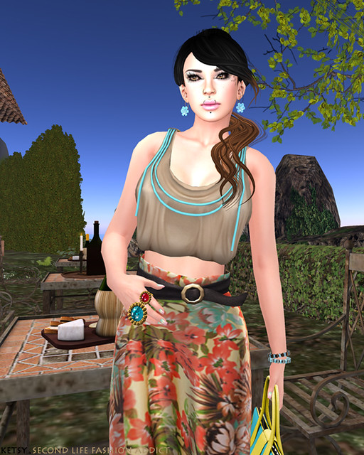 Pleasure Seeking - New Post @ Second Life Fashion Addict