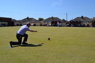 Knott End bowling club