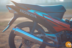 FOR SALE!!! HONDA SUPRA X 125 R