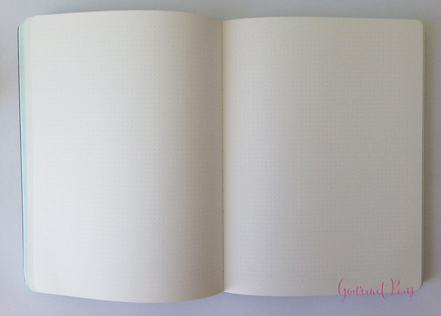 Review Nuuna Glow In The Dark Graphic Notebook @BureauDirect (15)