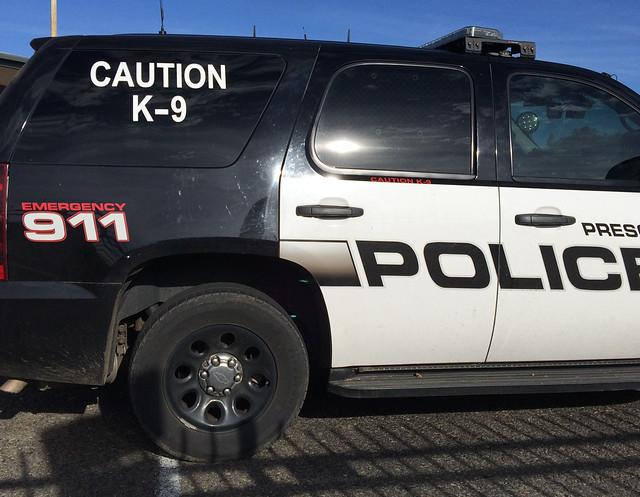 Police K-9 Training 1