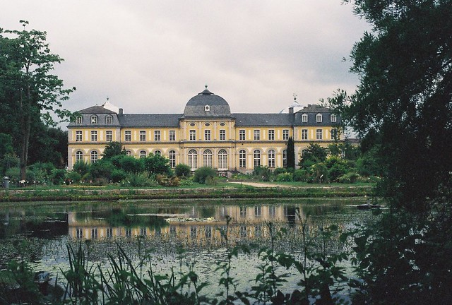 Analogue Adventures: Botanical Garden Bonn