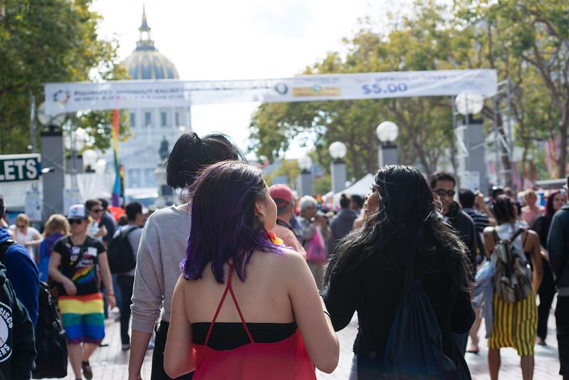 San Francisco Pride / Venue