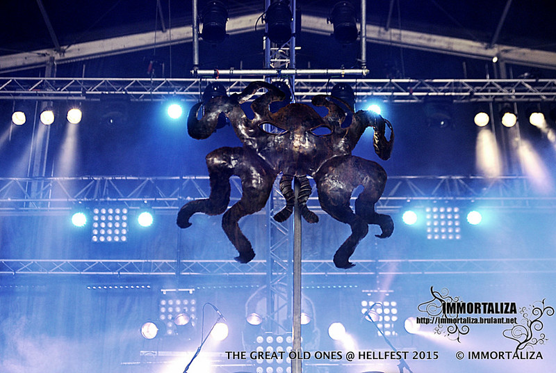 THE GREAT OLD ONES @ HELLFEST OPEN AIR 21 juin 2015 CLISSON FRANCE 19937751260_ab18b66f6b_c