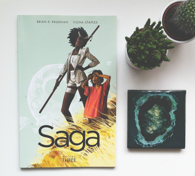 saga volume three