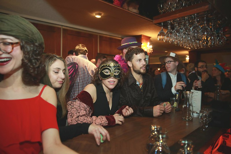 Purim Party and Megillah Reading 2017