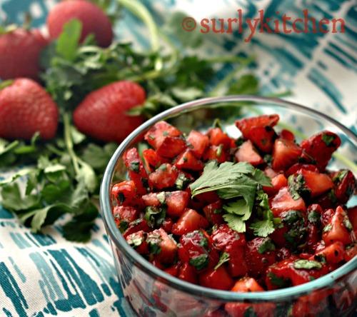strawberry salsa 1