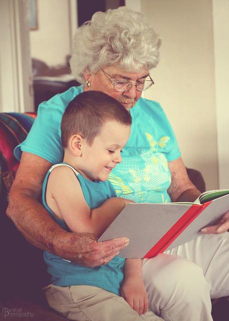 Great-Grandma - Buhl, Idaho - 2013
