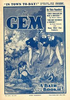 The Gem 1574 [April 16th, 1938]
