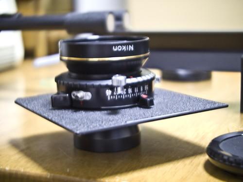 Nikkor AM ED 120mm f5.6s