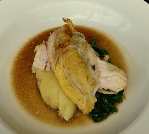 Roast Breast of Guinea Fowl