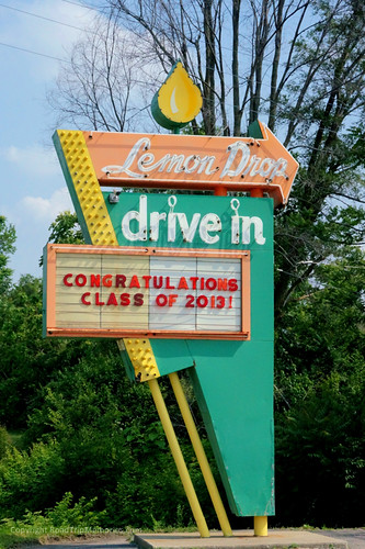 Lemon Drop Drive-in, Anderson, Indiana