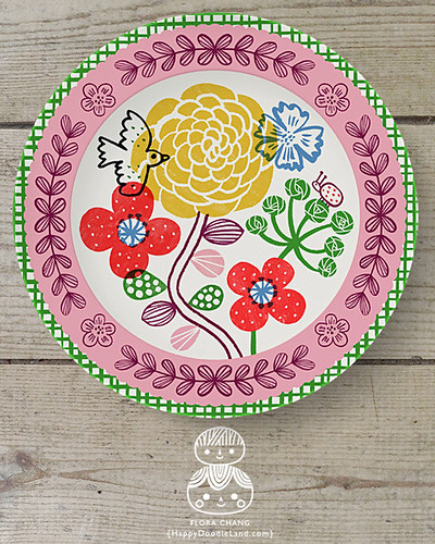 FLORA_CHANG_PinkBorderFloralPlate_1A_WEEK2