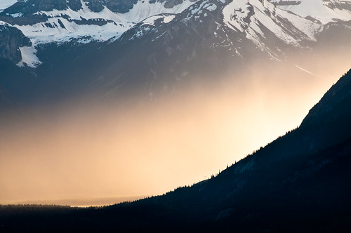 last light at banff