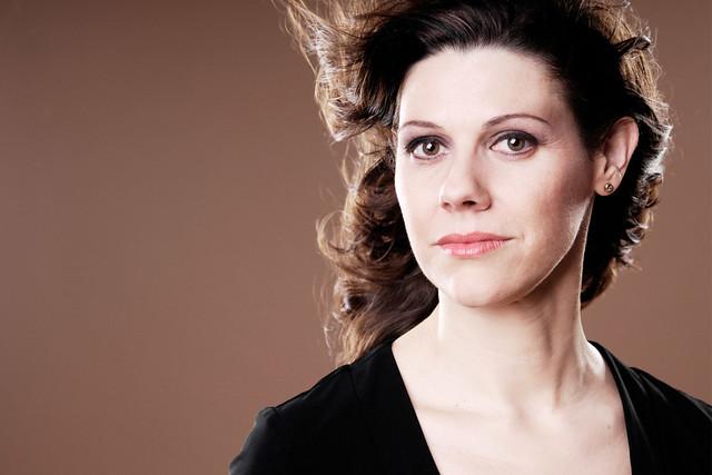 Mezzo-soprano Tanja Ariane Baumgartner © T+T Fotografie