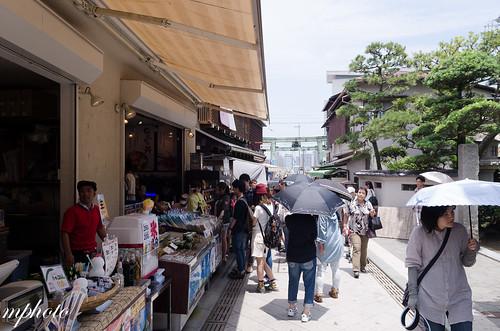 江之島老街
