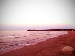 Bild av Punta Braccetto Sandy beach. uploaded:by=flickrmobile flickriosapp:filter=orangutan orangutanfilter scarabeocamping