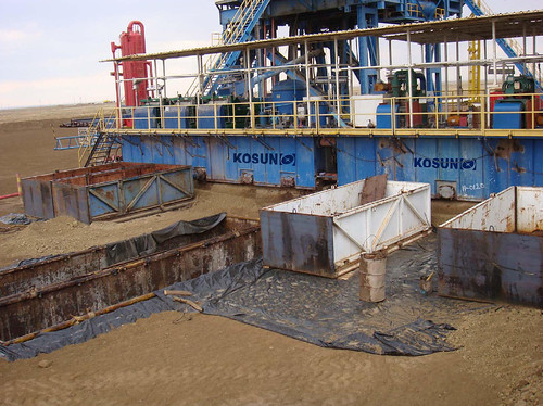 Kosun solids control Projects at Kasakhstan 4