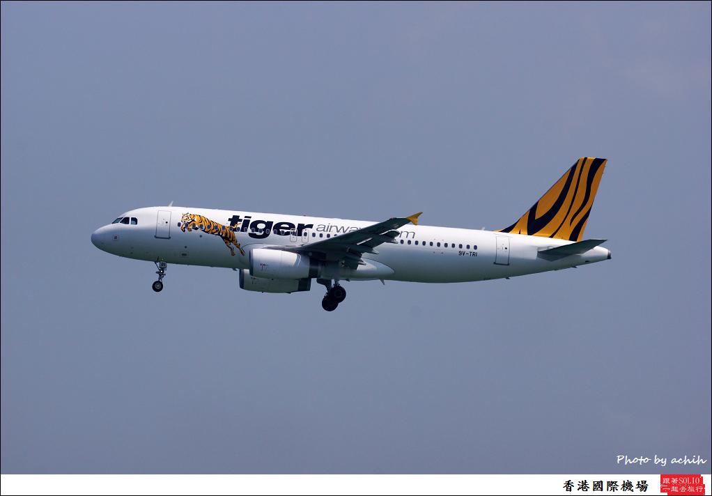Tiger Airways 9V-TRI-001
