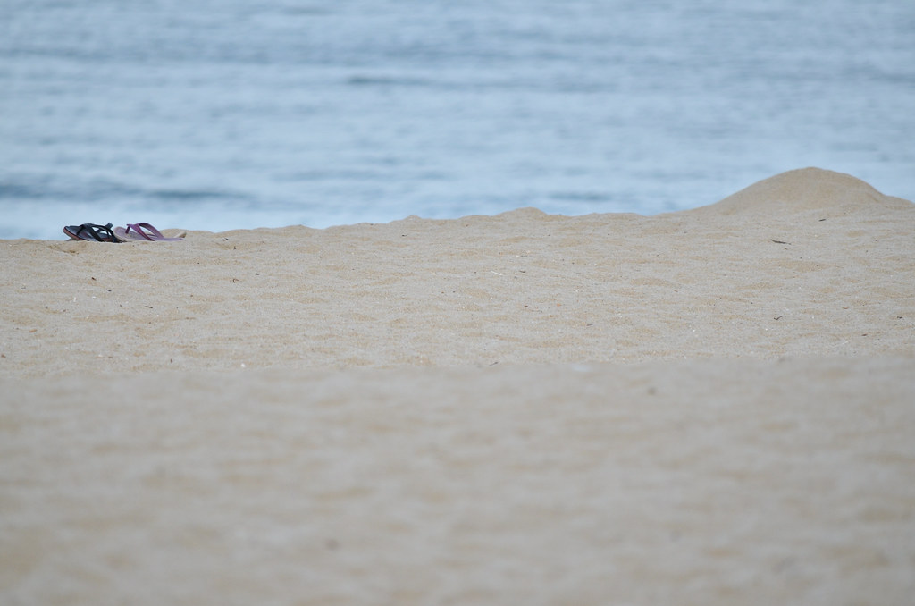 Pantai Teluk Cempedak 直落尖不辣海灘