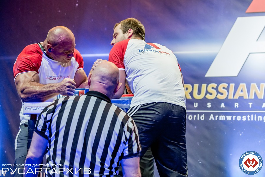 Alexey Semerenko vs. Ivan Matyushenko │ A1 RUSSIAN OPEN 2013, Photo Source: armsport-rus.ru