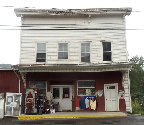 Charlotteville General Store in Charlotteville, New York by JuneNY