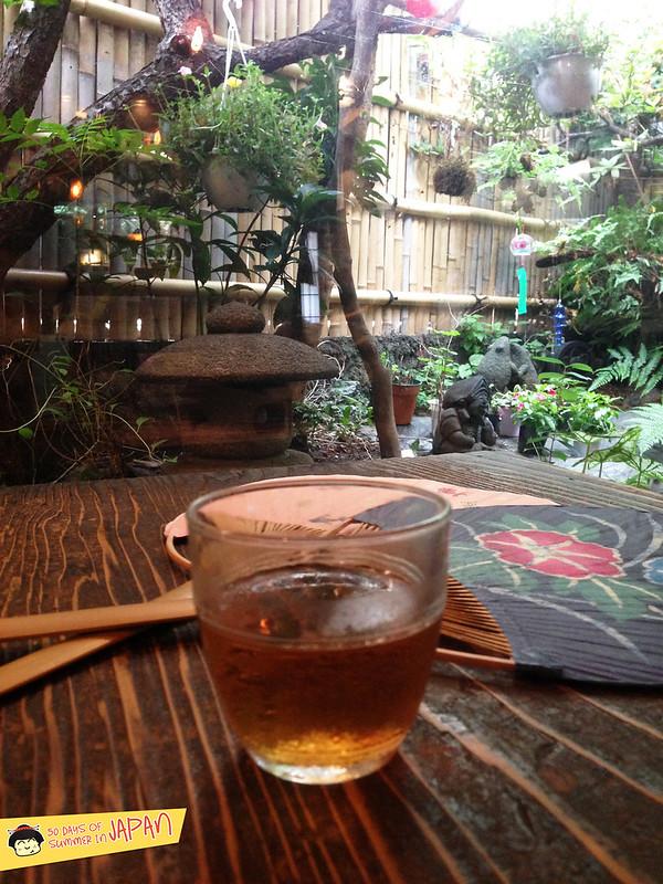 Wagashi - Tea Shop at Kanda Shrine 4