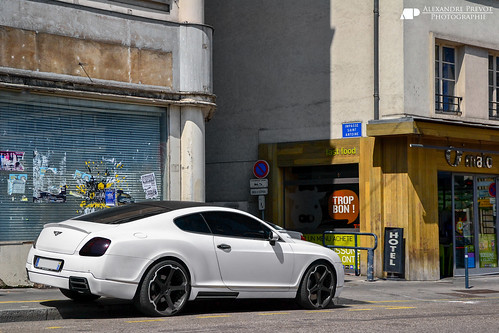 Bentley Mansory GT63 by Alexandre Prévot