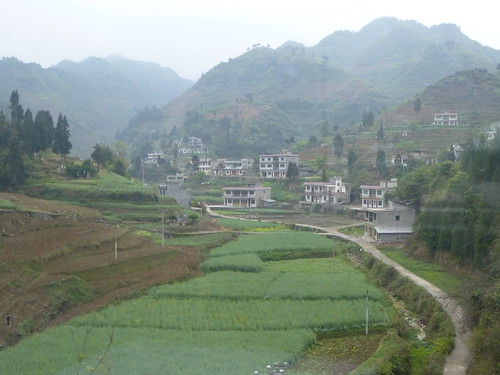 Yunnan13-Tongzi-Zunyi-train (6)