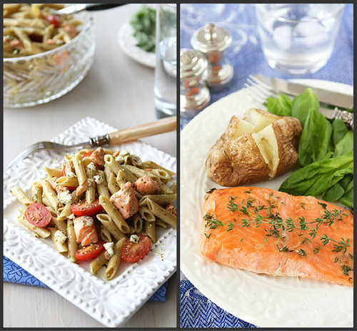 Healthy Salmon Recipes | cookincanuck.com #recipe #salmon