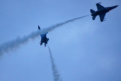 F16 aerobatic maneuver