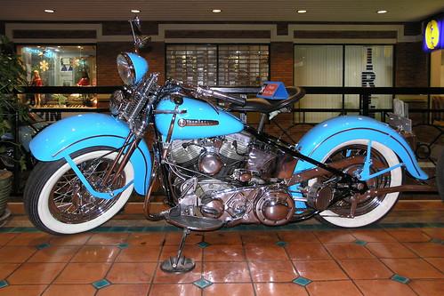 Thailand - Bangkok - Shopping Mall - Harley-Davidson