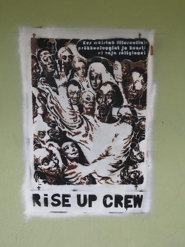 Rise up crew