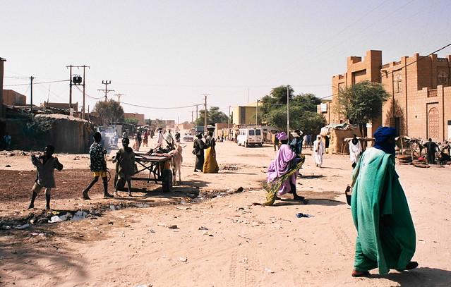 Timbuktu - Vida en ciudad
