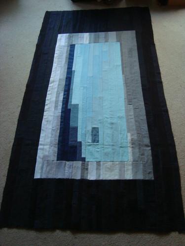 Manic quilt WIP