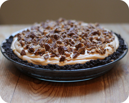 So Tasty So Yummy: Peanut Butter Cup Pie