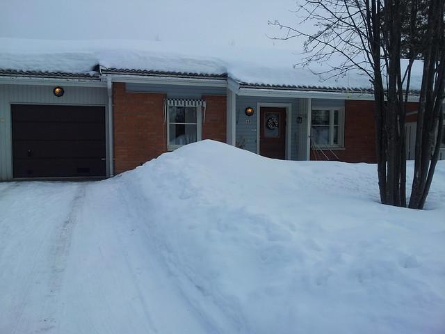 My house - Mar 19 2013