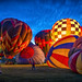 2013 Canadian Hot Air Balloon Championship - Night Glow Event by AnitaErdmann