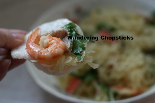 Goi Bi Soi Tom Thit Heo (Vietnamese Spaghetti Squash Salad with Shrimp and Pork) 11