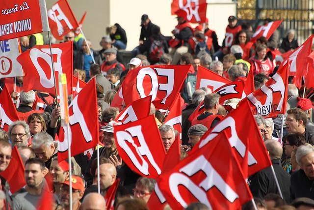 15 octobre 2013: Journée de mobilisation contre la réforme de retraite