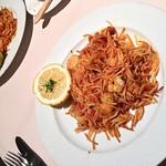 Bon Estar: Seafood fideua
