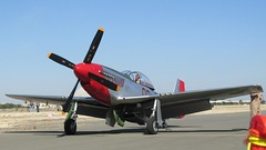 North American-Aero Classics P-51D Mustang (NL334FS) 'Red Dog XII' Duane S Doyle 1944 1