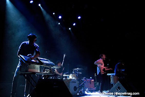 Gemini Club @ The Fillmore, SF 10/20/13