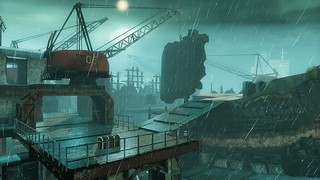 Uncharted 3: Dry Docks