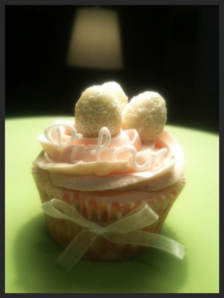 Cupcake shabby chic