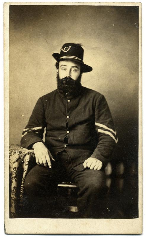 A Corporal in the Pennsylvania Militia Infantry