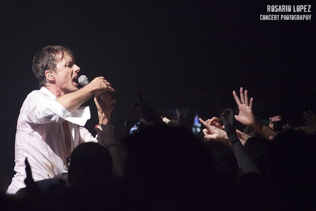 Suede at Razzmatazz