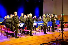 Brassbandfestivalen 2013 - Gnosjö Brass Band, dirigent Jan Hultegård (Foto: Olof Forsberg)